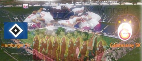Hamburger SV Galatasaray SK
